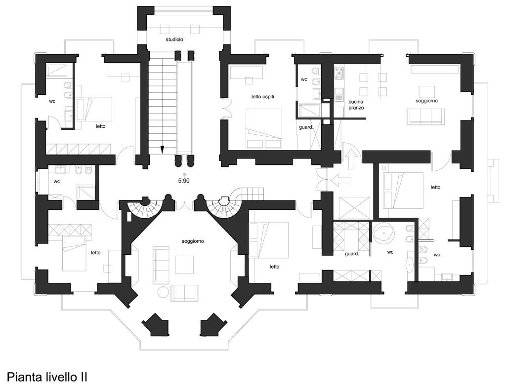 Progetto_Piano livello II